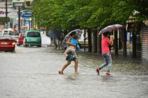 Καιρός: Βροχές, χαλάζι  και ισχυρές καταιγίδες!