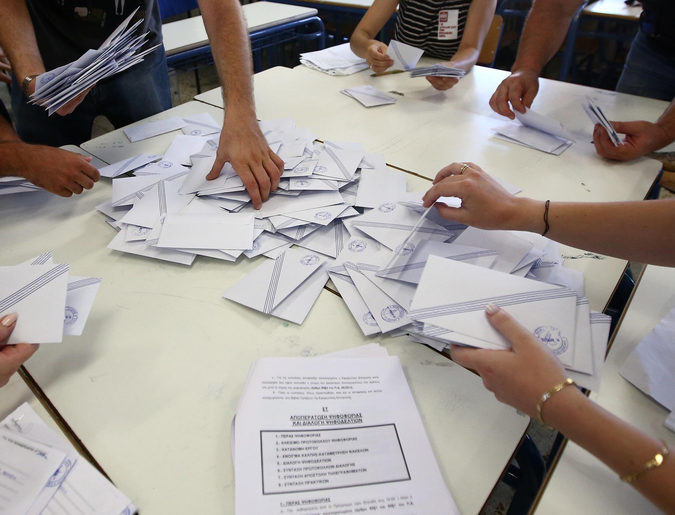 Αυτό είναι το σχέδιο νόμου για την κατάργηση περιορισμών στην ψήφο των απόδημων Ελλήνων