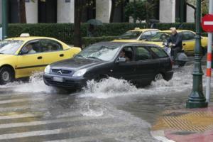 Καιρός αύριο: Επιδείνωση με βροχές και καταιγίδες