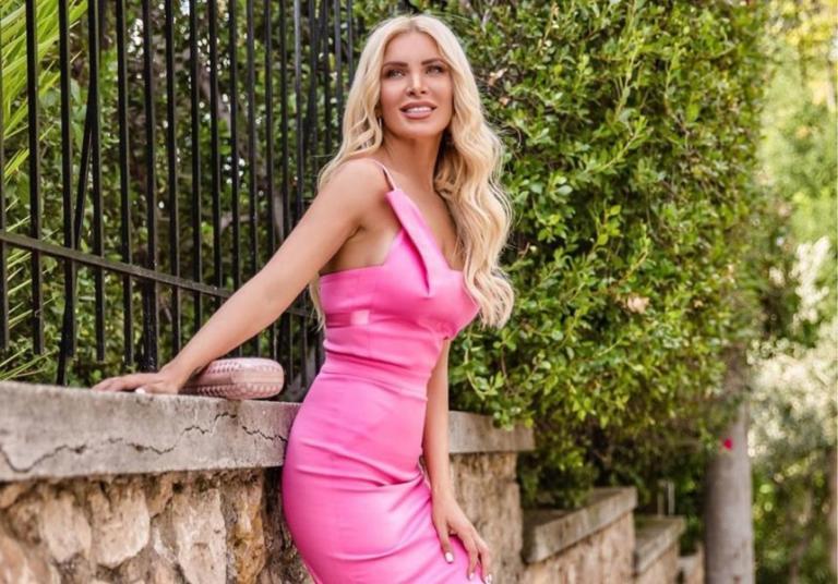 Κατερίνα Καινούργιου: Πιο λαμπερή και από τη νύφη, σε γάμο στην Βαρκελώνη!