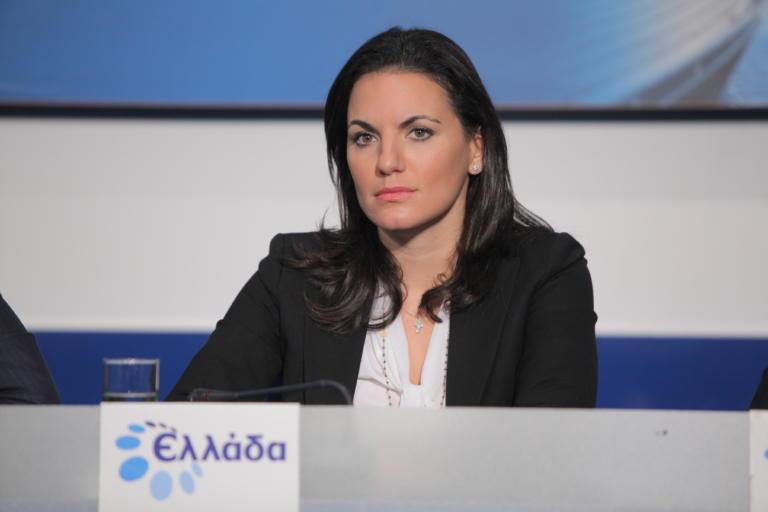 Κεφαλογιάννη: Είχα συμφωνήσει με τον Μητσοτάκη για το υπουργείο Πολιτισμού