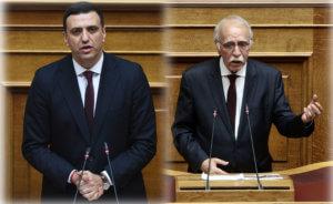 Debate στο newsit.gr: Βίτσας vs Κικίλια – Στείλτε τα ερωτήματά σας