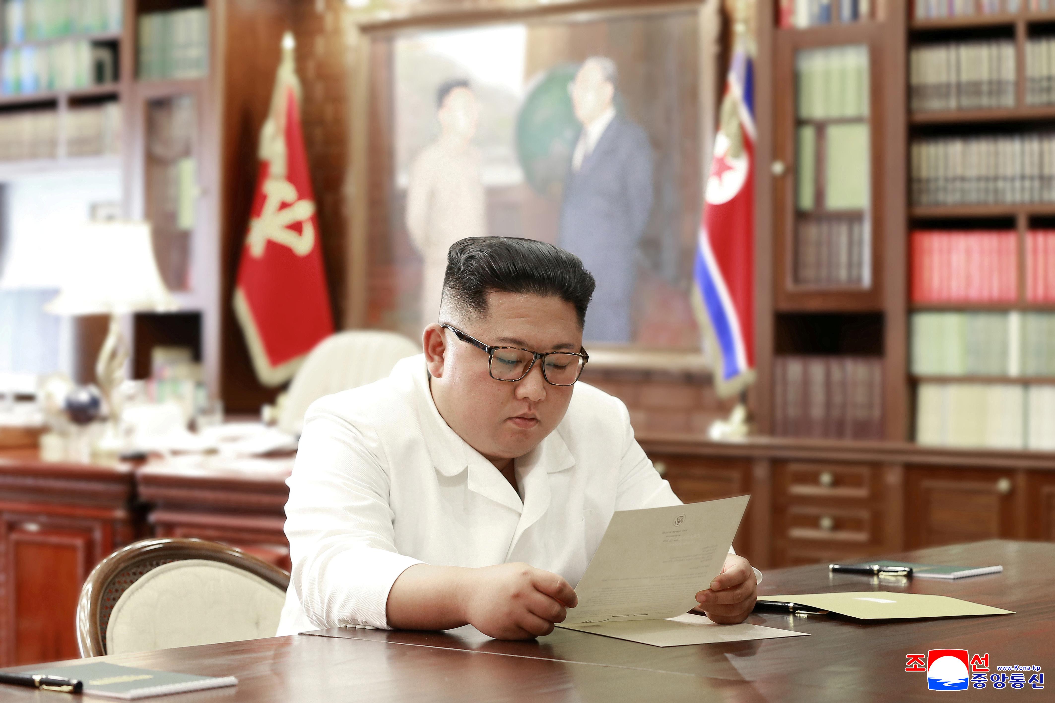 """""""Ο Κιμ Γιονγκ Ουν ζει και είναι καλά!"""""""