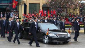 Ο Kim Jong-Un έχει στην κατοχή του 800 αυτοκίνητα! [pics]