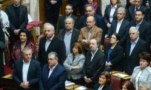 ΚΚΕ: Αντιπρόεδρος της Βουλής ο Γιώργος Λαμπρούλης