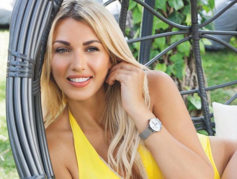 Η Κωνσταντίνα Σπυροπούλου άλλαξε τα μαλλιά της! Δείτε το νέο look!