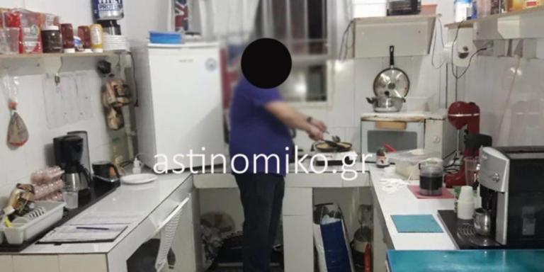 Φυλακές Κορυδαλλού: Κρατούμενος άνοιξε… σουβλατζίδικο και κρεπερί! [pics]