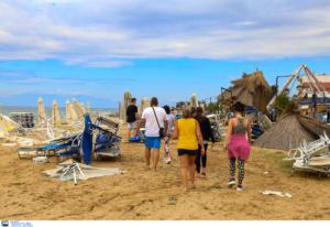Χαλκιδική: Τα μαζεύουν και φεύγουν οι τουρίστες