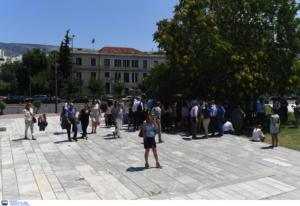 Σεισμός Αθήνα: Έτσι τραυματίσθηκε η τουρίστρια σε προχωρημένη εγκυμοσύνη
