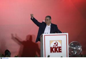 Εκλογές 2019 – Κουτσούμπας: Το υποτονικό κλίμα των εκλογών δείχνει ότι ετοιμάζονται συνεργασίες