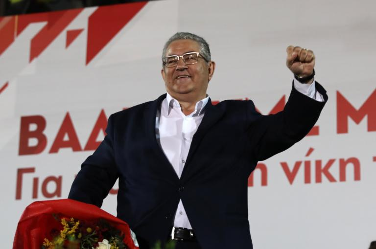 Κουτσούμπας: Με το ΚΚΕ πάντα μπροστά για το δίκιο του λαού!