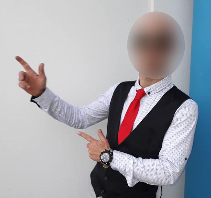 Ο 27χρονος δολοφόνος της βιολόγου πόζαρε ως μοντέλο πριν λίγο καιρό στα social! [pics]