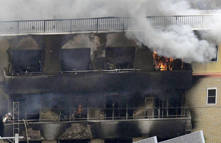 Τραγωδία στην Ιαπωνία: 24 οι νεκροί από τη φωτιά στα στούντιο της Kyoto Animation
