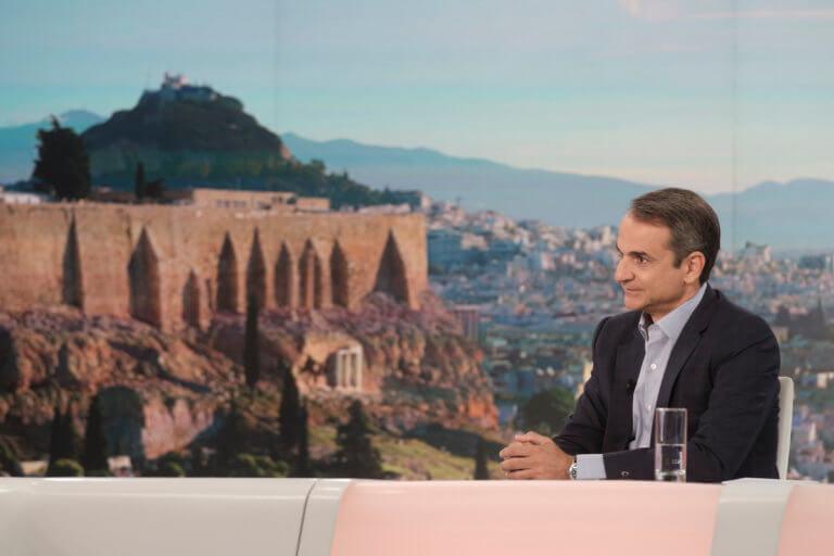 Κυριάκος Μητσοτάκης στον ΣΚΑΙ: Έχω ήδη επιλέξει τον υπουργό Οικονομικών