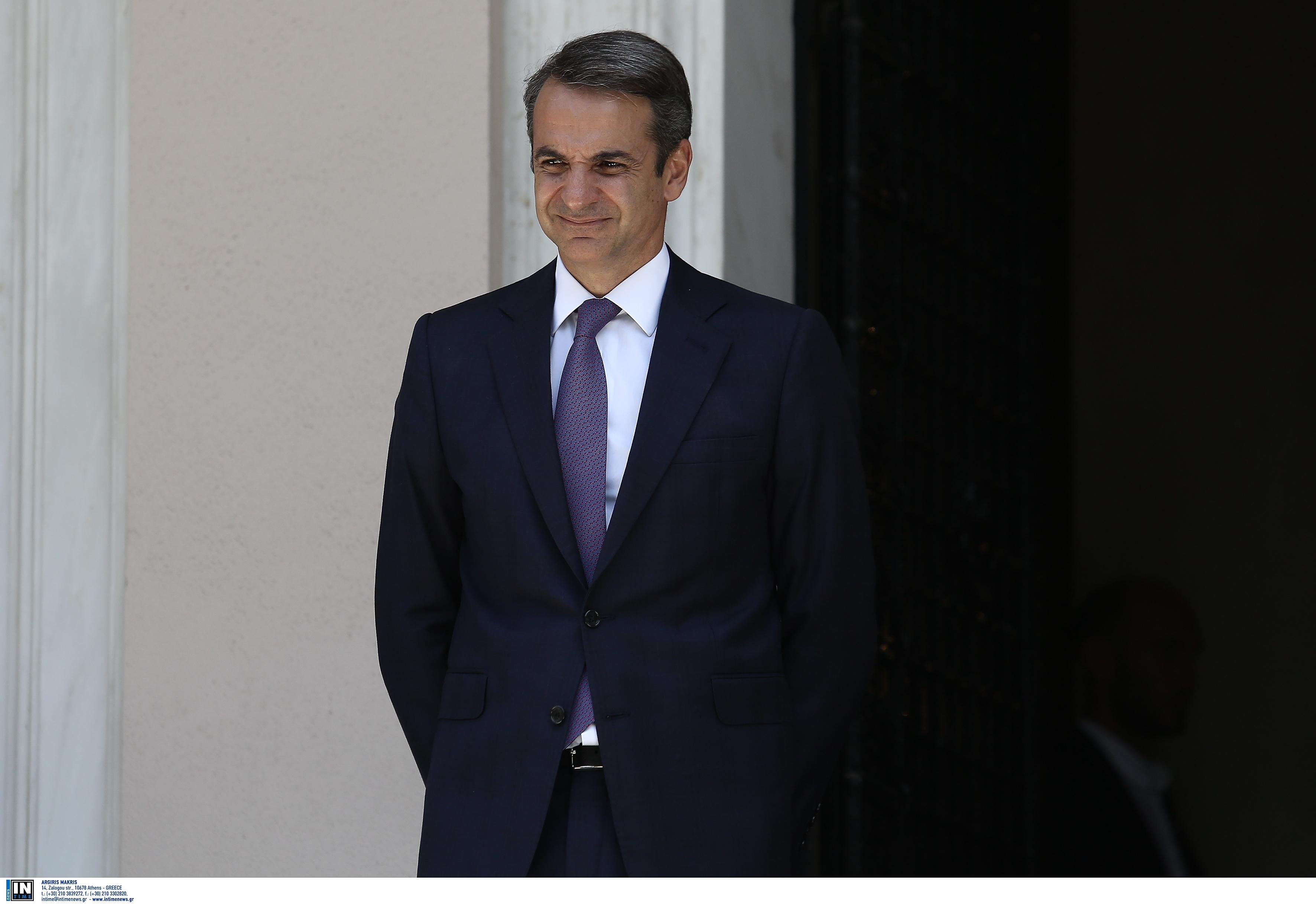 Αυτή είναι η νέα κυβέρνηση του Κυριάκου Μητσοτάκη! - Όλοι οι υπουργοί