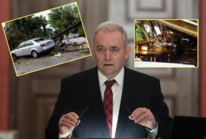 Λέκκας: Για αυτό έγιναν οι καταστροφές στη Χαλκιδική