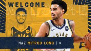 NBA: Στους Πέισερς και επίσημα ο Μήτρου – Λονγκ! [pic]