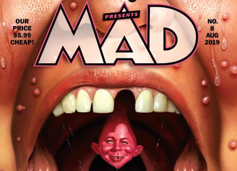 Τέλος εποχής – Σταματά το «Mad»