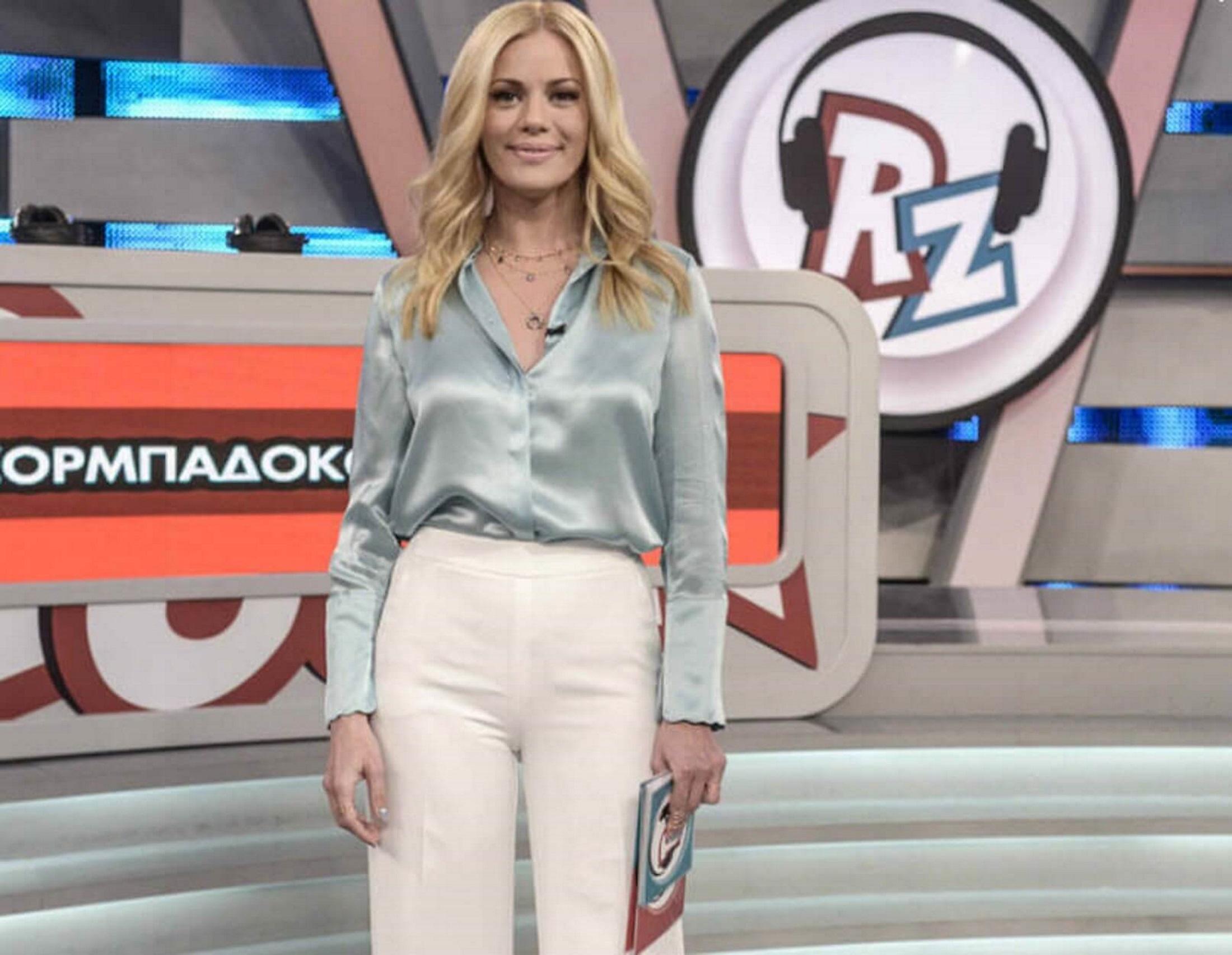 Ο νέος ρόλος της Ζέτας Μακρυπούλια | Newsit.gr