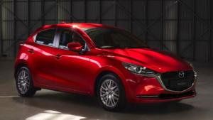 Νέο «πρόσωπο» για το Mazda2