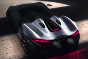 Η McLaren ετοιμάζει ένα ακόμα ξεχωριστό αυτοκίνητο!