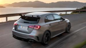 Λιγότερο θόρυβο θα κάνουν οι εξατμίσεις των νέων Mercedes-AMG