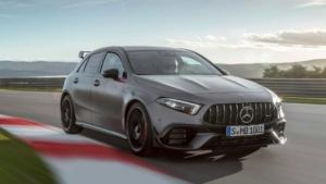 Η νέα Mercedes-AMG A45 είναι 10″ ταχύτερη στο Nürburgring