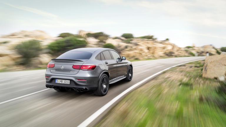 Ανανεωμένες Mercedes-AMG GLC 43 4MATIC και GLC 43 4MATIC Coupé [vid]
