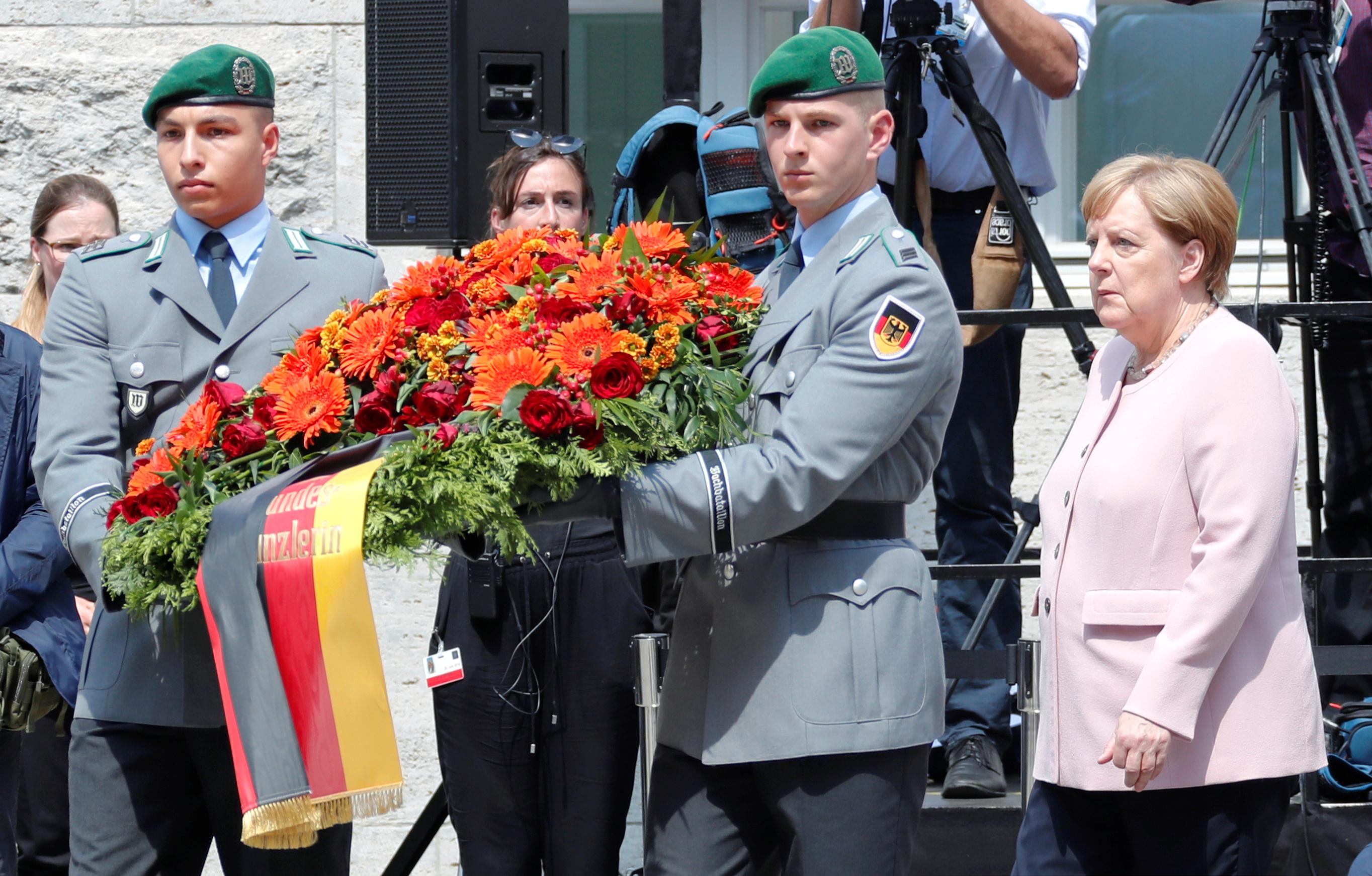 75 χρόνια από την απόπειρα δολοφονίας του Χίτλερ – Η Γερμανία τίμησε τους δράστες