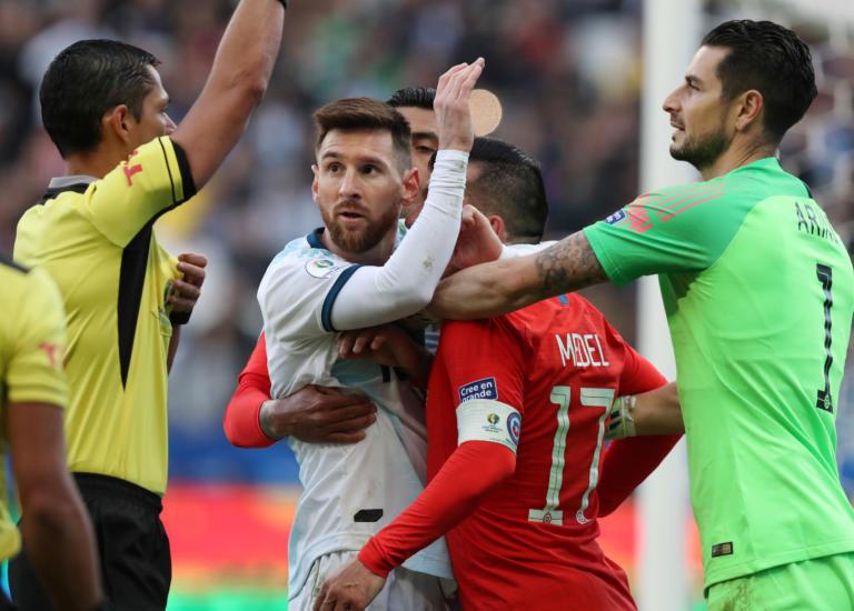 "Copa America: Ξέσπασε ο Μέσι! ""Στημένη διαδικασία για τη Βραζιλία"""