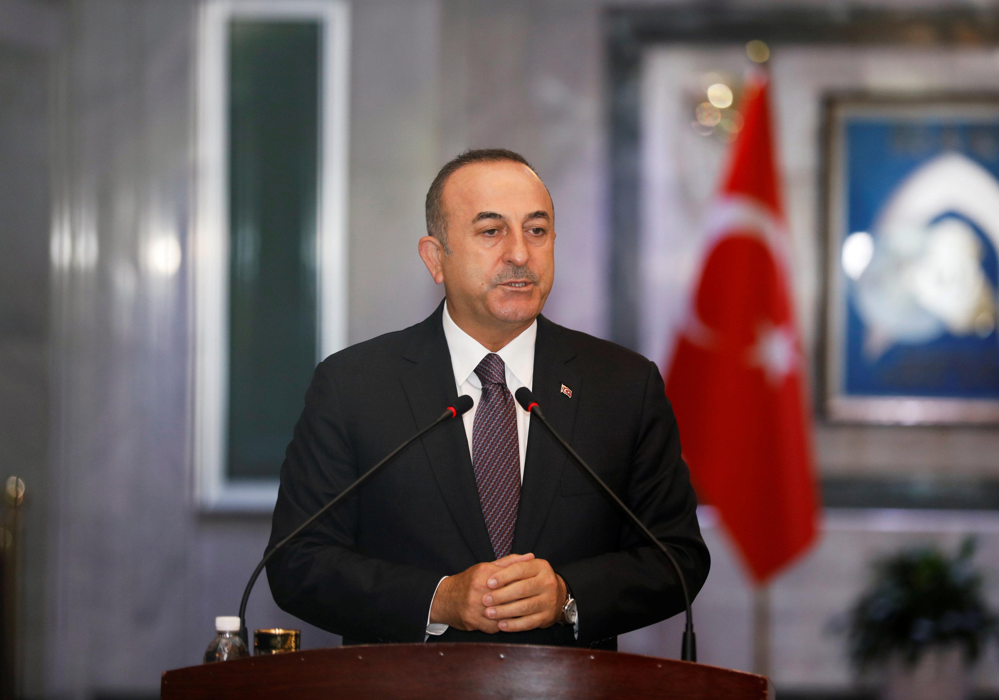 Τουρκία - Τσαβούσογλου