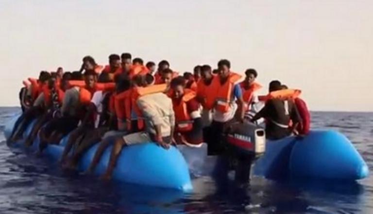 Μεσόγειος: Το πλοίο Alan Kurdi διέσωσε δεκάδες μετανάστες ανοιχτά της Λιβύης