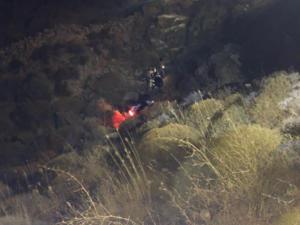 Μύκονος: Τουρίστρια έπεσε με γουρούνα σε γκρεμό 20 μέτρων!