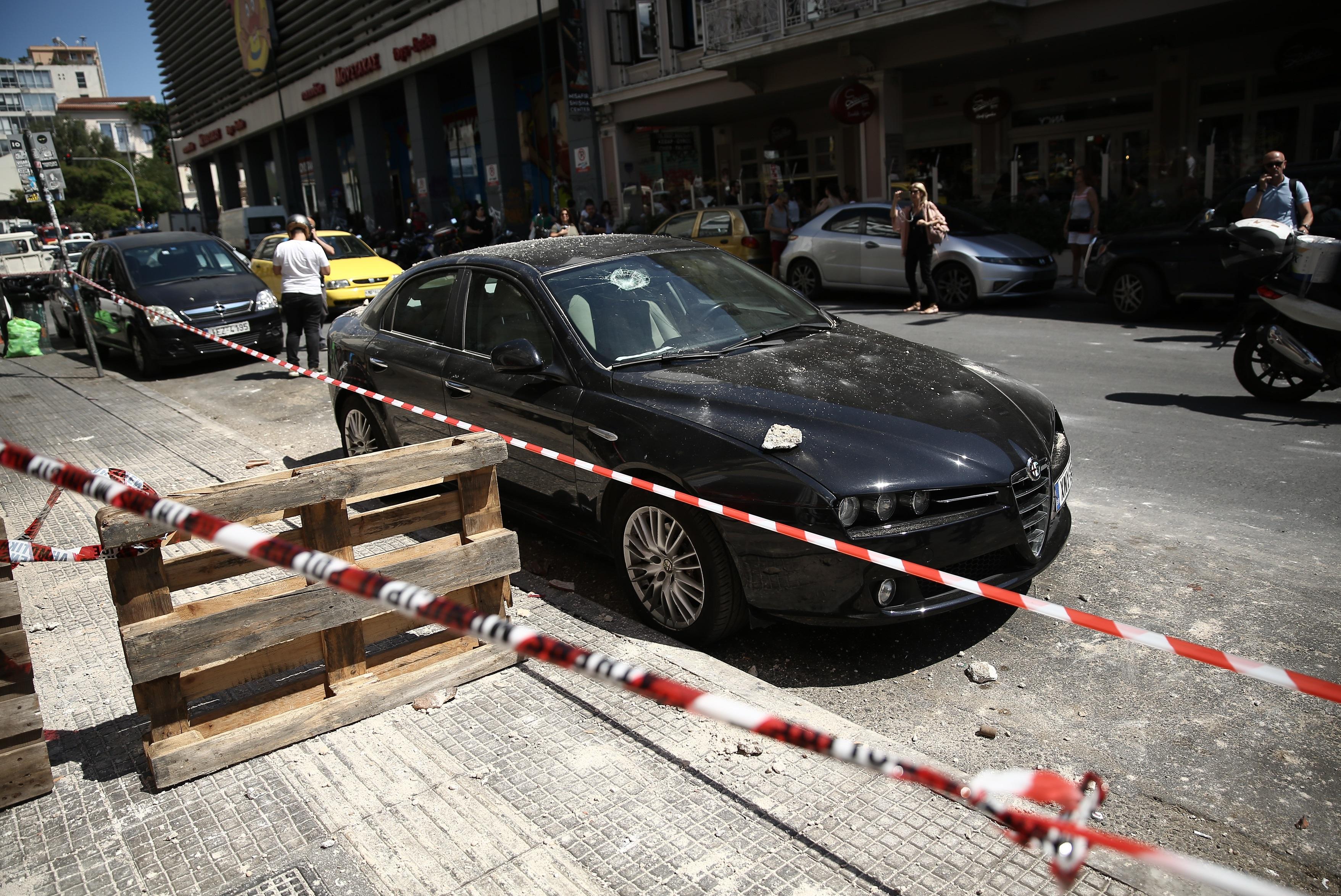 Σεισμός στην Αθήνα: Που προκλήθηκαν ζημιές από τα 5,1 Ρίχτερ!