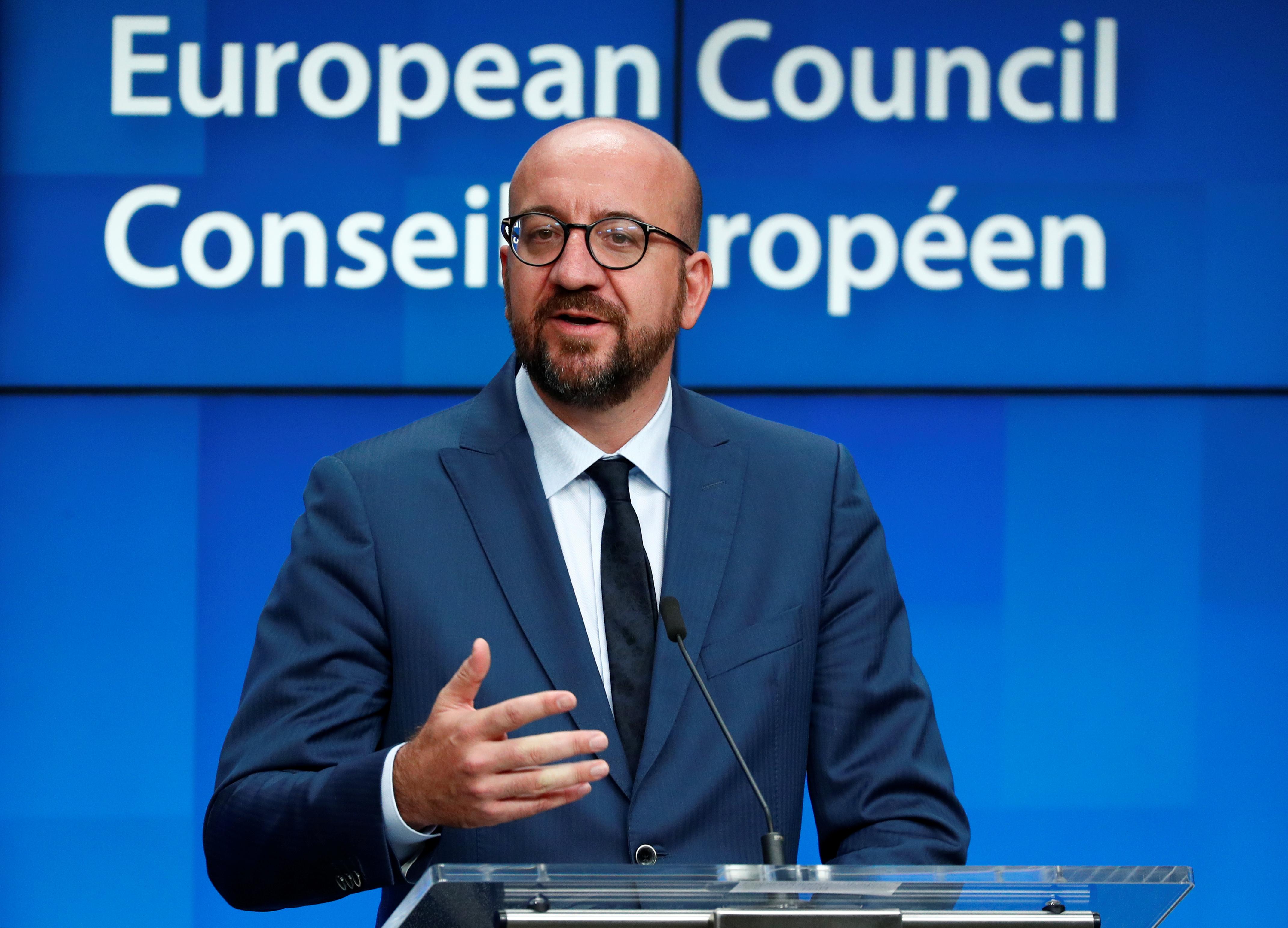 Σαρλ Μισέλ: Από πρωθυπουργός του Βελγίου στην προεδρία του ...