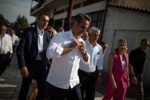 Εκλογές 2019 – Μητσοτάκης: Τέσσερις άξονες για την ανάπτυξη