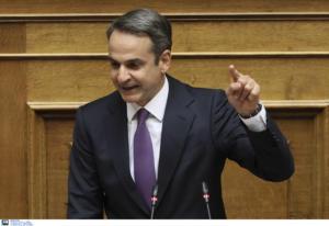 """Μητσοτάκης: Άμεση μείωση ΕΝΦΙΑ, διάσωση της ΔΕΗ και """"επίθεση"""" σε Τσίπρα – video"""