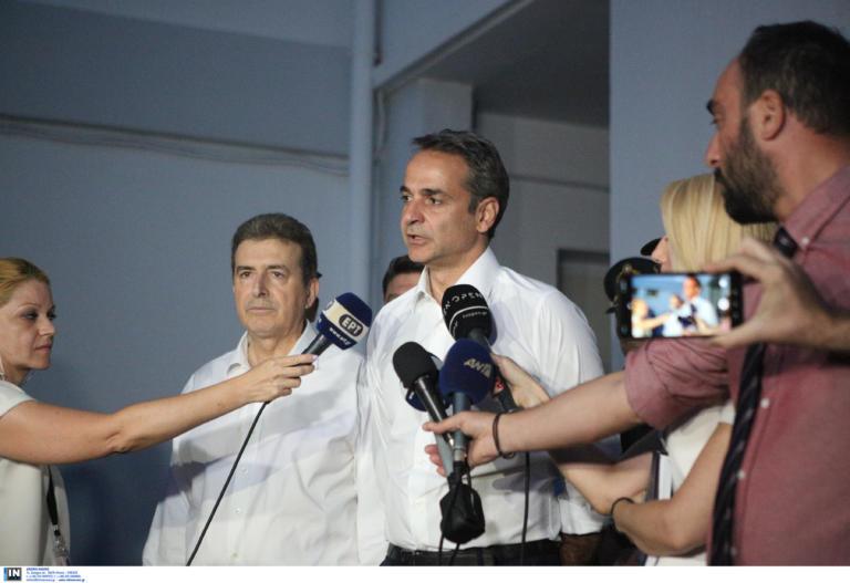 """Σεισμός στην Αθήνα – Μητσοτάκης: Ένα μεγάλο """"ευχαριστώ"""" στον κρατικό μηχανισμό"""