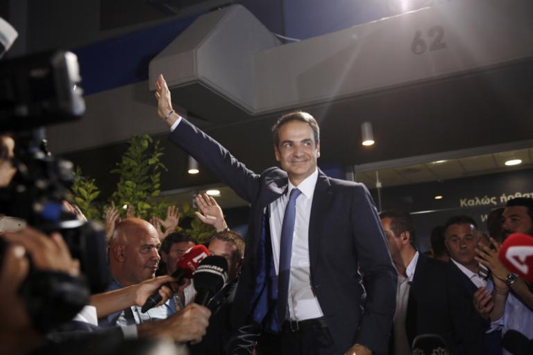 Εκλογές 2019: Συγχαρητήρια Ευρωπαίων σε Μητσοτάκη και tweet Τσαβούσογλου στα ελληνικά