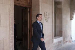 Στην Κύπρο ο Μητσοτάκης: Τα μηνύματα στην Άγκυρα και το τρίγωνο Αθήνας, Λευκωσίας και Τελ Αβίβ