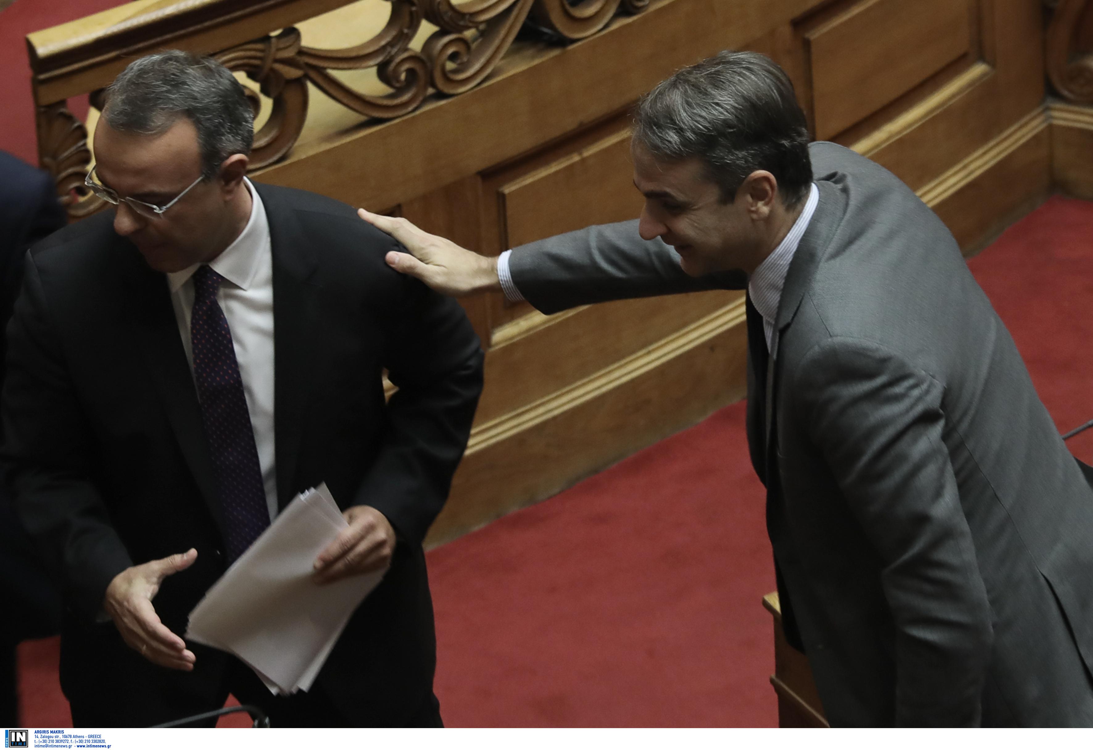 Σήκωσαν μανίκια μετά το… «φιρμάνι» του Eurogroup – Τι ζήτησε ο Μητσοτάκης από τον Σταϊκούρα