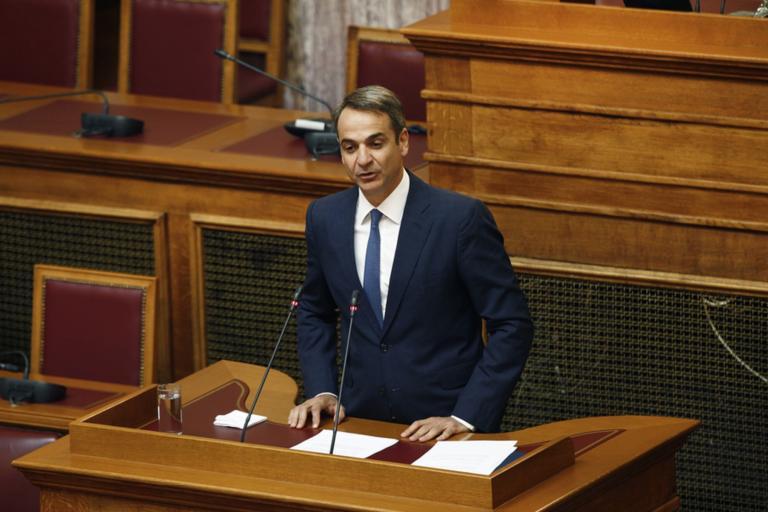 Συνεδρίασε η Κοινοβουλευτική Ομάδα της ΝΔ – Ομιλία Μητσοτάκη