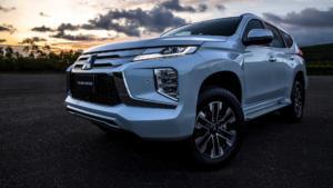 Τεχνολογικό φρεσκάρισμα για το Mitsubishi Pajero Sport