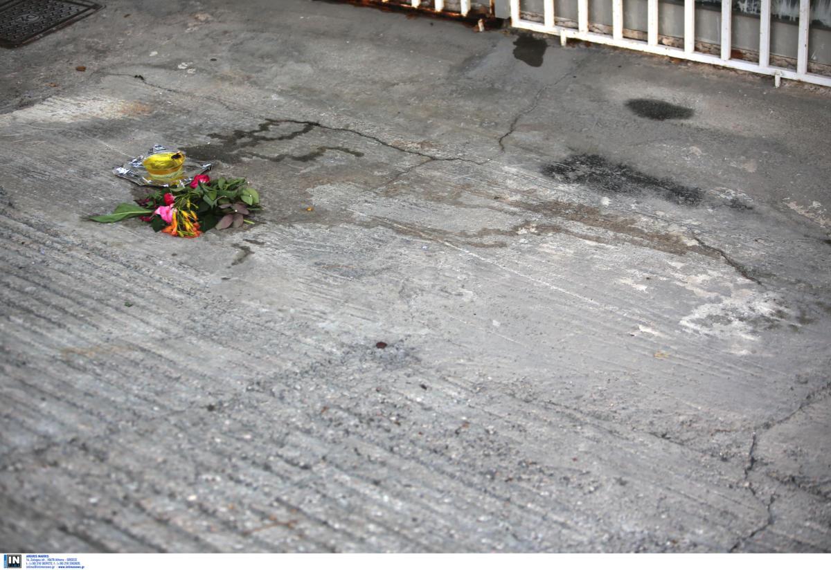 Εδώ έπεσε η 20χρονη στο Μοσχάτο-Νέα τραγωδία στο Μοσχάτο[photo]