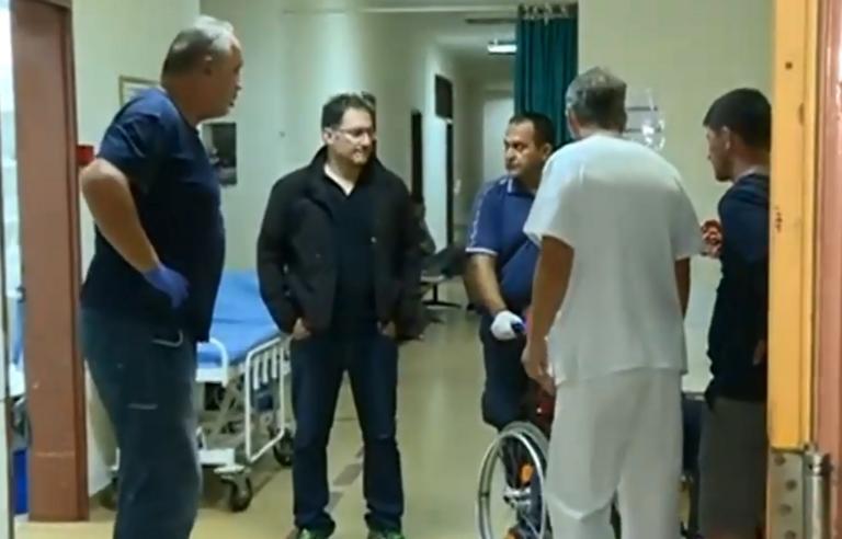 Χαλκιδική: Ο αέρας πήρε γυναίκα και την έριξε μέσα σε κάδο!