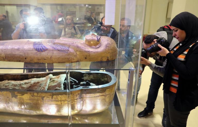 Αίγυπτος: Δωρεάν από την 1η Αυγούστου η φωτογράφιση στα μουσεία από κινητά