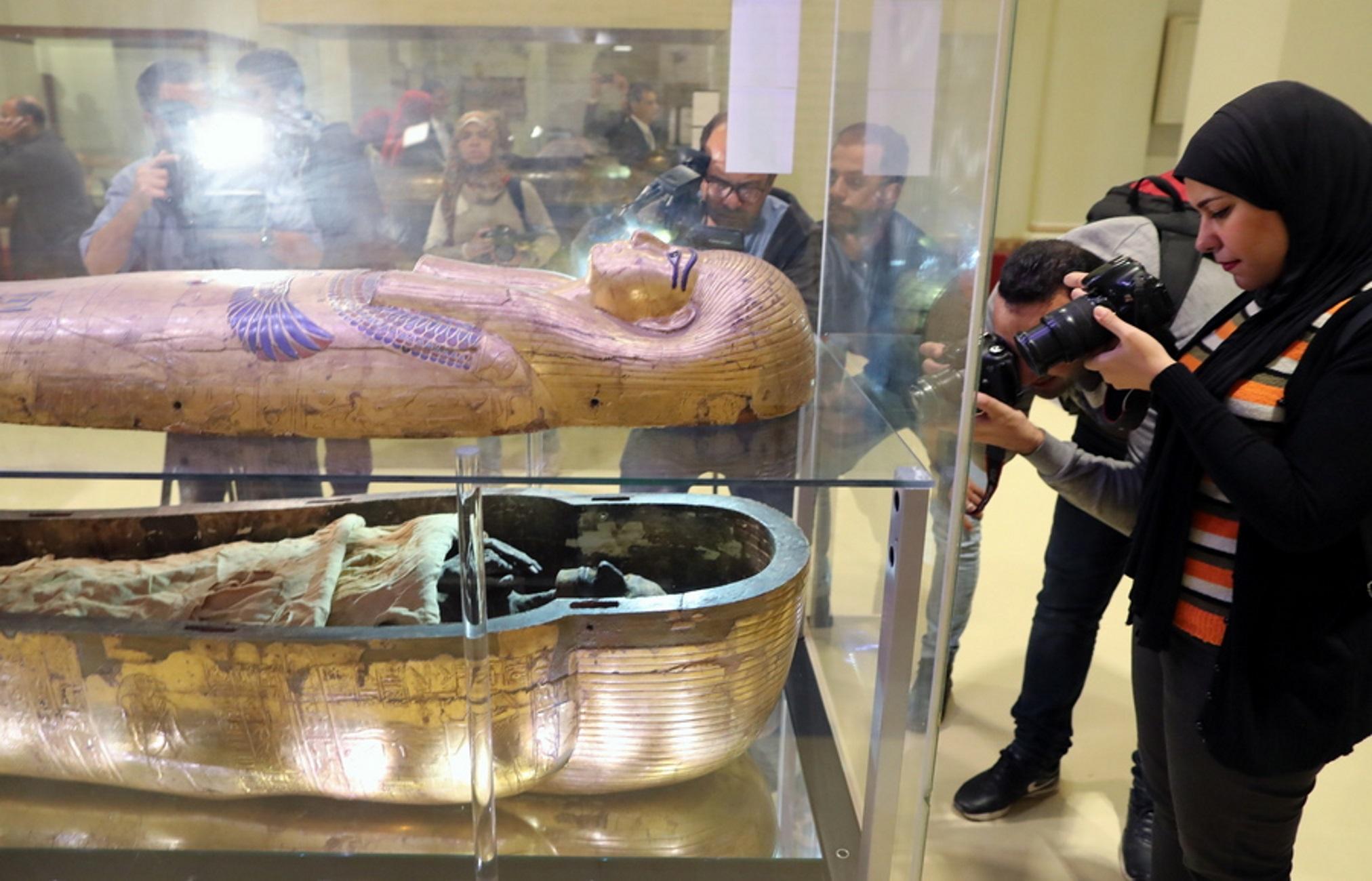 Δωρεάν από την 1η Αυγούστου η φωτογράφιση στα αιγυπτιακά μουσεία από κινητά τηλέφωνα