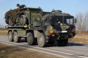 Άγνωστοι άνοιξαν πυρ εναντίον φορτηγού του ΝΑΤΟ!