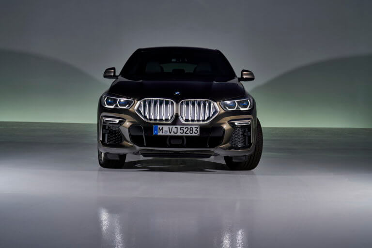 Επίσημα αποκαλυπτήρια για τη νέα BMW Χ6 [vid]