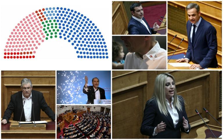"""Νέα Βουλή: """"Καυτό"""" σκηνικό με τον Βαρουφάκη… δίπλα στον ΣΥΡΙΖΑ!"""